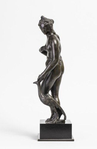 Workshop of G. Campagna - Juno in bronze, Venice, End of the 16th century - Sculpture Style Renaissance