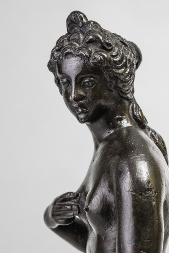 Workshop of G. Campagna - Juno in bronze, Venice, End of the 16th century -
