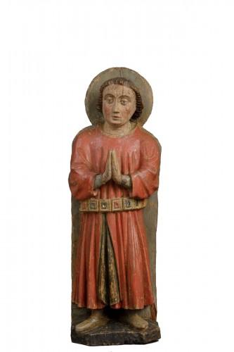 Donor in prayer - Duchy of Savoy, 15th century
