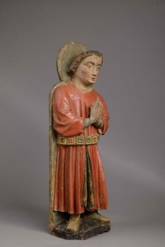 Donor in prayer - Duchy of Savoy, 15th century -