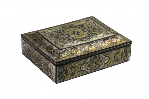 """Boulle"" casket, France 17th century"