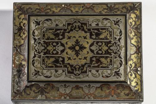 """Boulle"" casket, France 17th century - Curiosities Style Louis XIV"