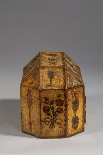Perfume Box in Arte Povera - Venice, 18th century - Objects of Vertu Style Louis XV