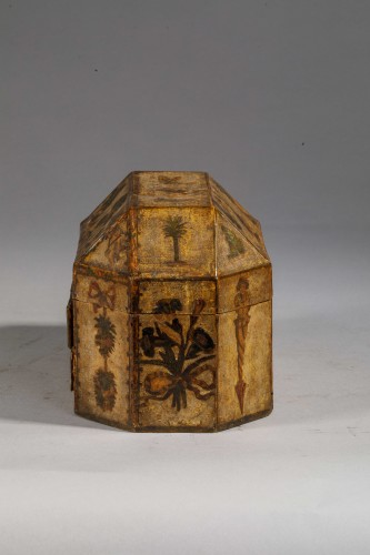 Objects of Vertu  - Perfume Box in Arte Povera - Venice, 18th century