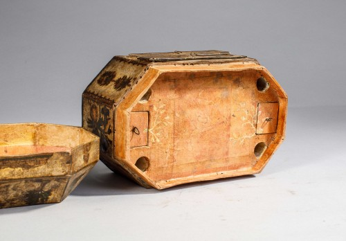 Perfume Box in Arte Povera - Venice, 18th century -