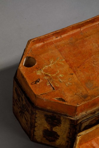 18th century - Perfume Box in Arte Povera - Venice, 18th century
