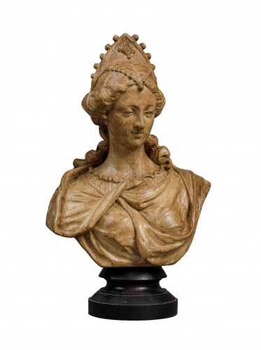 Bust of a Woman - Antwerp, c. 1660-1690 Circle of Quellin the Younger