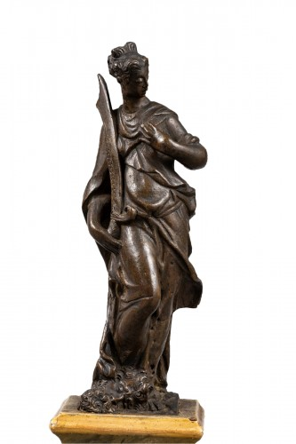 Workshop of Girolamo Campagna - Judith, bronze, Venice, end of the 16th c.