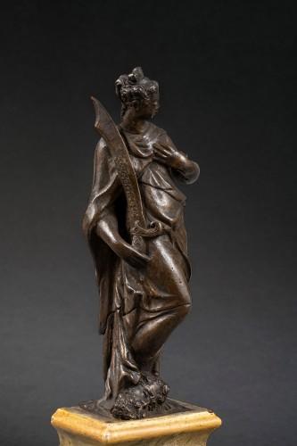 Workshop of Girolamo Campagna - Judith, bronze, Venice, end of the 16th c.  - Sculpture Style Renaissance