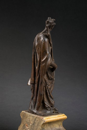 Sculpture  - Workshop of Girolamo Campagna - Judith, bronze, Venice, end of the 16th c.