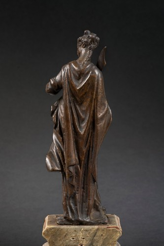 Workshop of Girolamo Campagna - Judith, bronze, Venice, end of the 16th c.  -