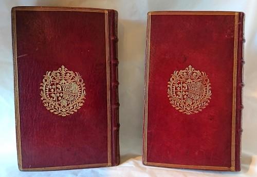 """18th century - """"Les Sermons de Massillon"""" Paris 1745"""