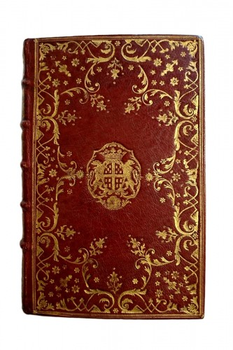 Almanach royal, Paris, Le Breton, year 1758