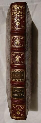 Almanach royal, Paris, Le Breton, year 1758 - Collectibles Style Louis XV