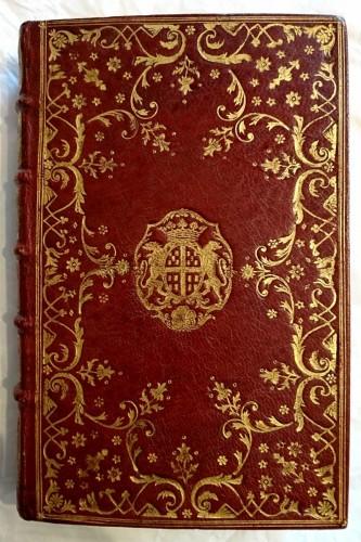 Almanach royal, Paris, Le Breton, year 1758 -