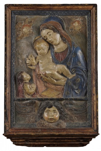 The Virgin and Child, Workshop of Benedetto da Maiano, 16th century