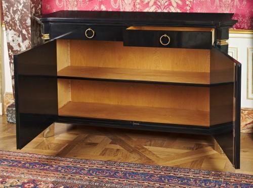 "20th century - ""cubic shape"" dresser by André ARBUS, circa 1950"