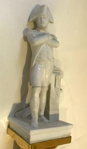 - A Paris porcelain column dedicated to Napoleon