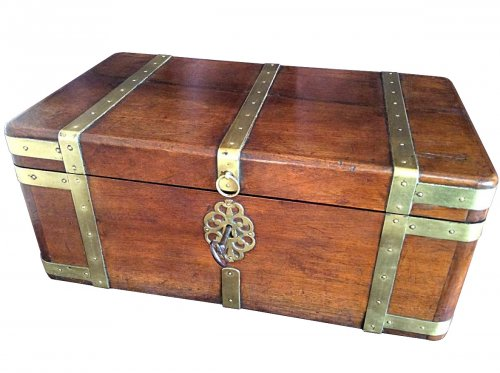 Large box with secret drawers by Jean-François Hache