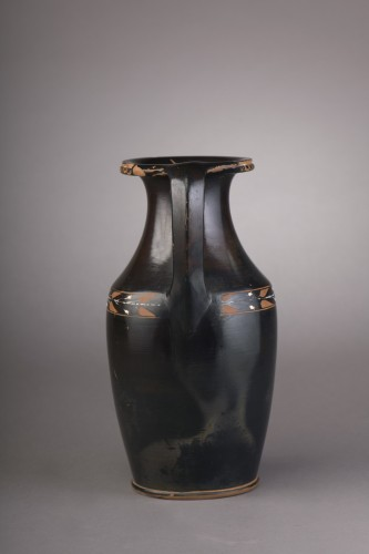 Attic red figured oinochoe. c. 440-430 B.C. Workshop of the Schuvalov P. - Ancient Art & Antiquities Style