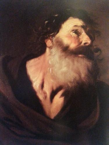 Pier Francesco MOLA (Coldrerio, 1612 - Rome, 1666) - Paintings & Drawings Style Louis XIV