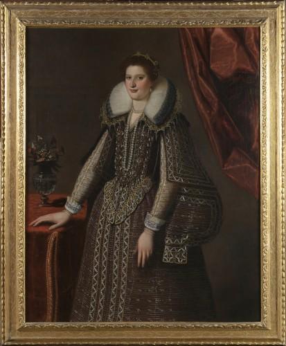 Tiberio TITI (Florence, 1578 - 1637) - Paintings & Drawings Style Renaissance