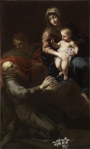Lazzaro BALDI (Pistoia, 1623 - Roma, 1703) - Saint Peter of Alcantara