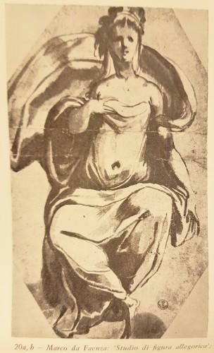 Marco Marchetti detto Marco da Faenza (Faenza, 1528c. – 1588) -