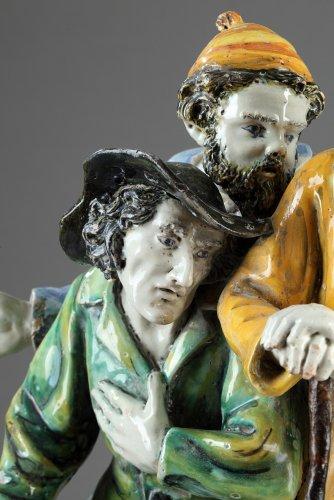 Renaissance - Italy, Urbino  - PATANAZZI Studio 17th century