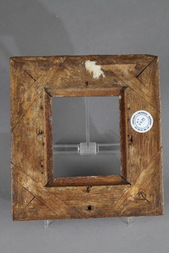 Decorative Objects  - Carved giltd oak wood frame, France 18th centuryA