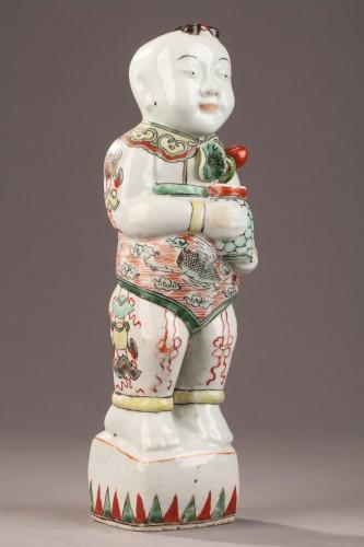 17th century - Famille vert Hoho, China late 17th century