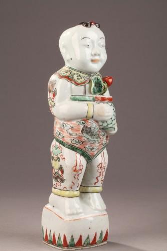 Famille vert Hoho, China late 17th century -