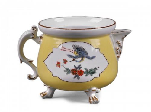 Meissen Porcelain Cream jug, circa 1730.