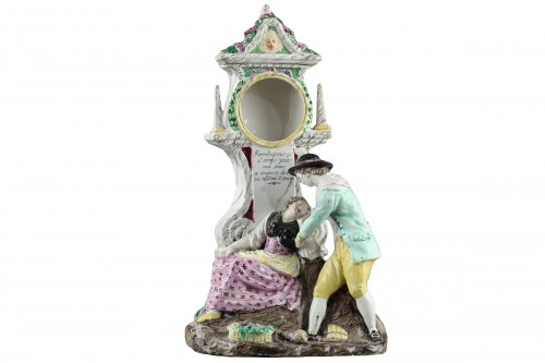 Boselli manufacture at Savone, Watch holder. second half of 18 th century