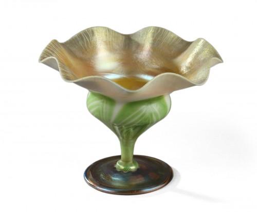 Tiffany vase  Year 1908