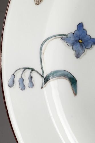 18th century - Meissen Plate circa 1740 - 1745