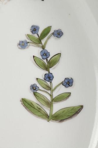 Meissen Plate circa 1740 - 1745 -