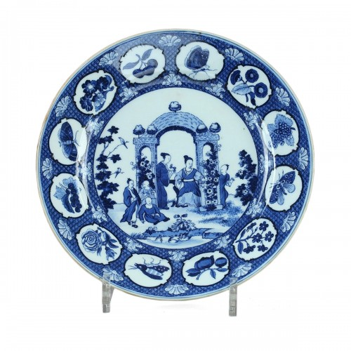 China : C. Pronk Pattern plate