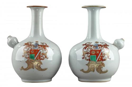 CHINA : Armorial Kendis Circa 1760