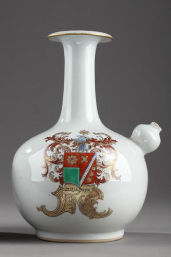 Porcelain & Faience  - CHINA : Armorial Kendis Circa 1760