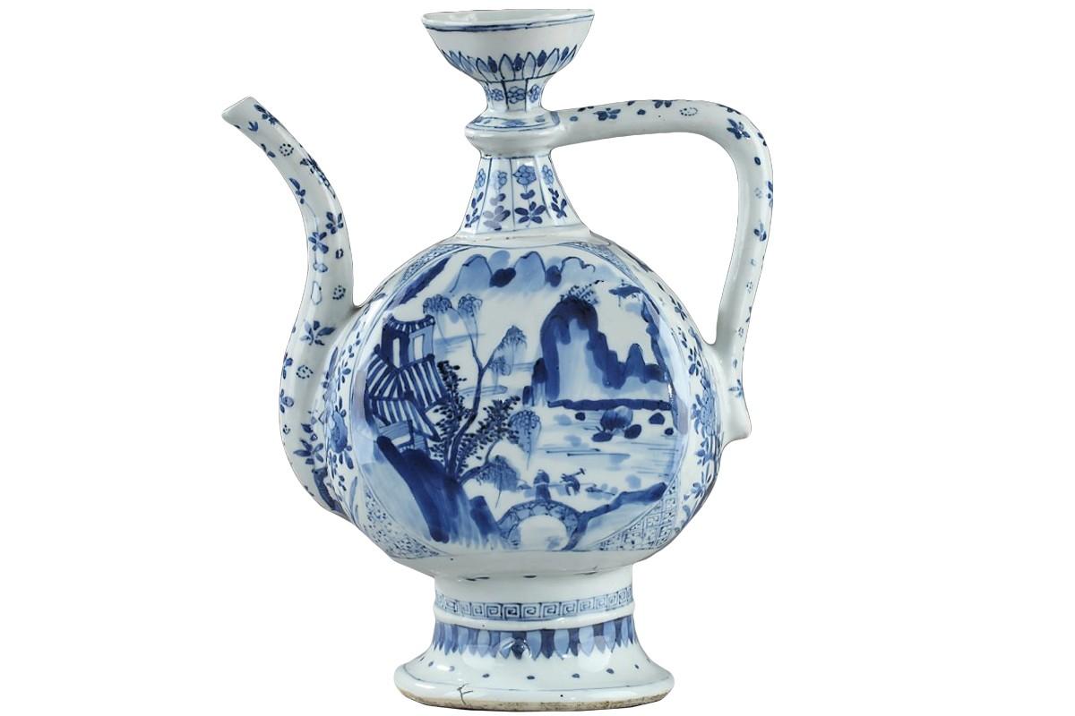 Kangxi porcelaine