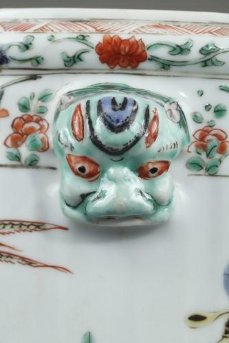 - Chinese wine cooler Kangxi 1662 - 1722