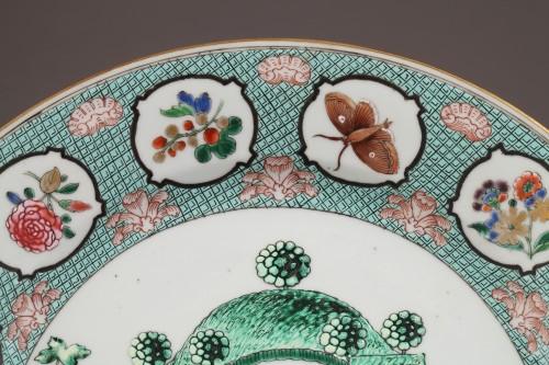 18th century - Chinese dish 18th century