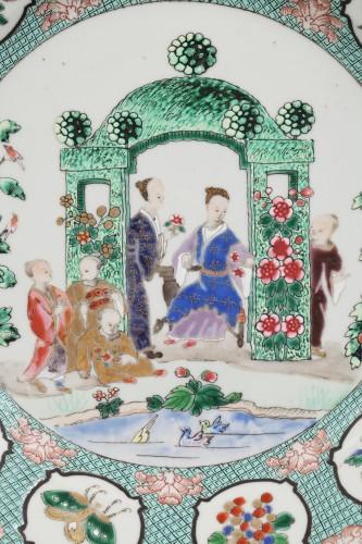 Chinese dish 18th century -