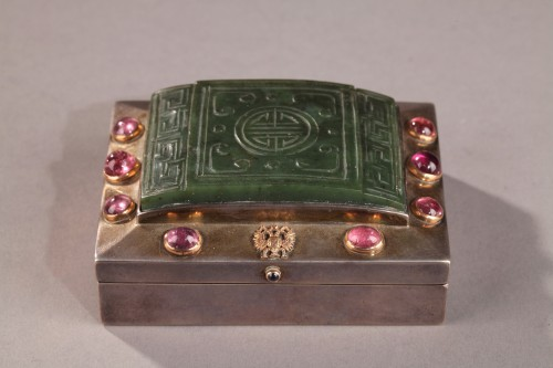 19th century - A late 19th  century Russian box
