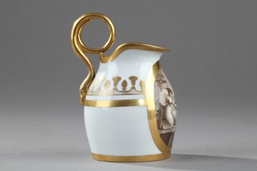 19th century - Doccia teaset, begining of 19th century