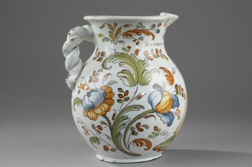 Faience jug from Talavera de la Rena Circa 1770 - 1780 - Porcelain & Faience Style