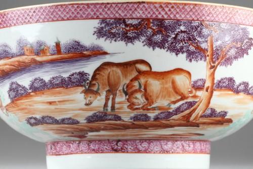 18th century - CHINA : 18th century, export bowl