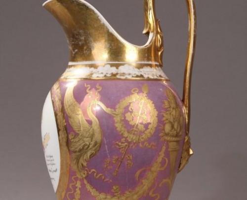 Van der Taëlen manufacture. 1813 - Porcelain & Faience Style