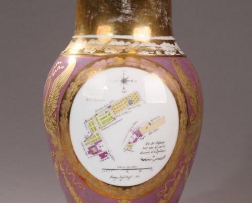 Porcelain & Faience  - Van der Taëlen manufacture. 1813